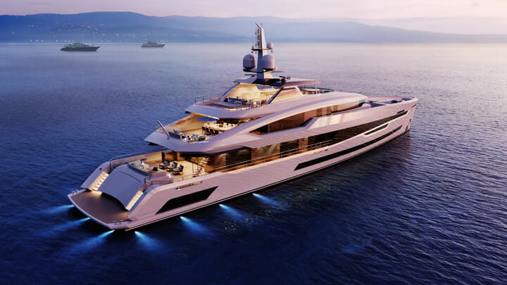 Heesen's Project Akira will be ready for superyacht travel in 2024