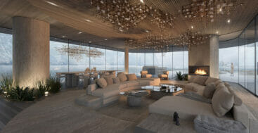 Oceanco and TANK explore biophilic design for the new generation of megayacht buyers