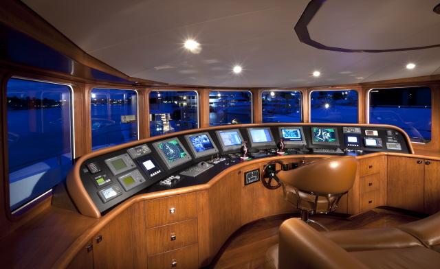 Megayacht News Onboard Heesen S At Last Megayacht News