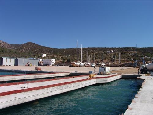 Aganlar Boatyard