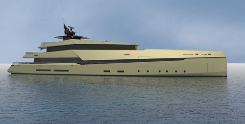 Ghost Yachts G180H