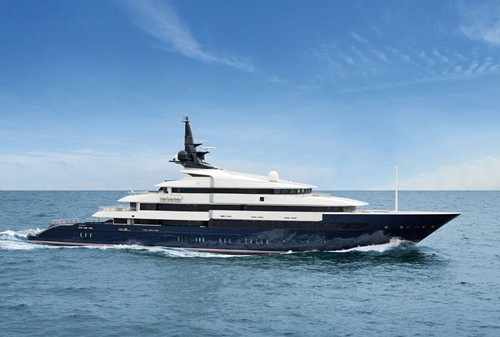Superyacht seven seas delivered by oceanco megayacht news