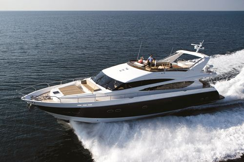 Princess Yachts To Brand Under Its Own Name In Usa Megayacht News