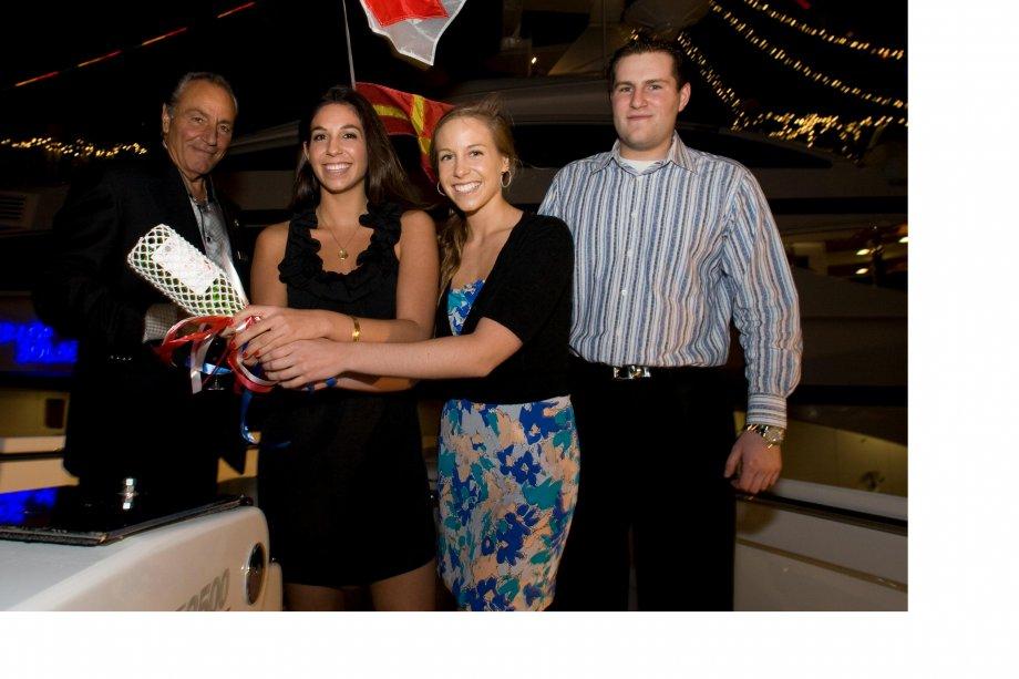 John Rosatti and family